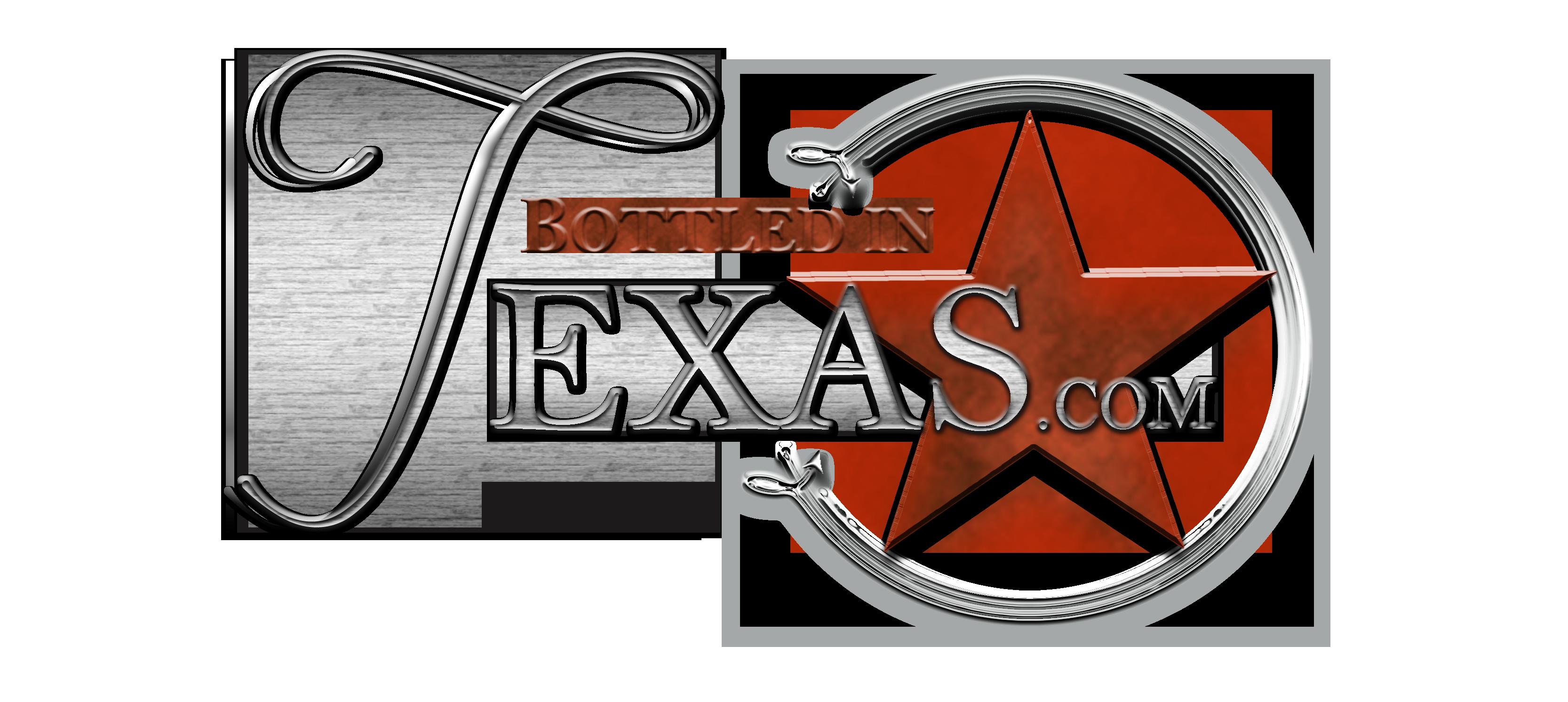 Bottled in Texas
